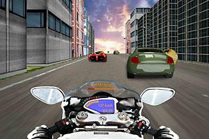 《3D摩托驾驶》截图1