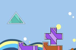 《益智搭积木》游戏画面1