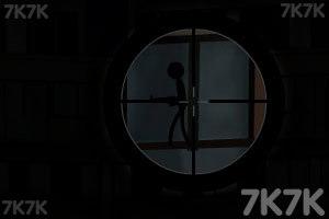 火柴人007
