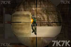 《反恐狙击王2无敌版》游戏画面4