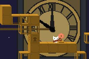 《时钟小猫》游戏画面1