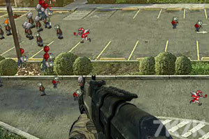《僵尸召唤2》游戏画面4