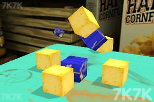 《偷吃桌上的奶酪》游戏画面3
