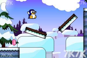 《小企鹅爱吃鱼2无敌版》游戏画面5
