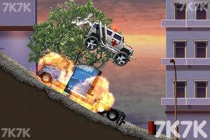 《繁忙救护车》游戏画面10