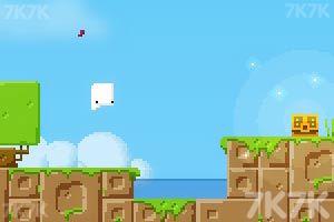 《小白的宝箱旅途》游戏画面1