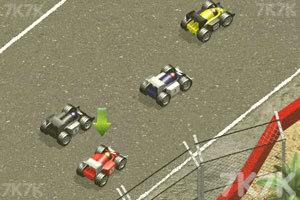 《F1赛车大奖赛2》游戏画面6