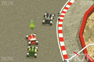 《F1赛车大奖赛2》游戏画面10