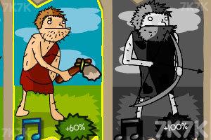 《原始人进化论》游戏画面4