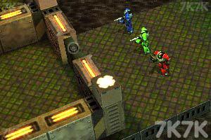 《异形空间-团队力量》游戏画面8