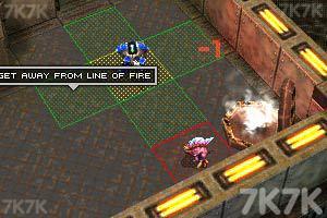 《异形空间-团队力量》游戏画面6