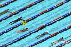 《运动会之游泳》截图2