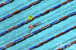 《运动会之游泳》截图1