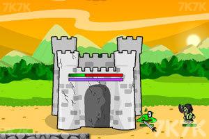 《传奇战争-城堡防御》游戏画面4