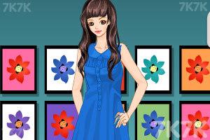 《七彩纱裙》游戏画面1