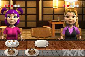 《韩式寿司店》游戏画面4