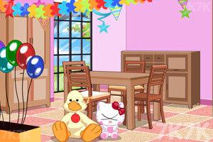 《小美女的生日派对》游戏画面4