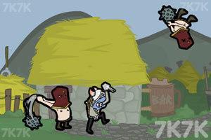 《海盗哈拉尔》游戏画面4