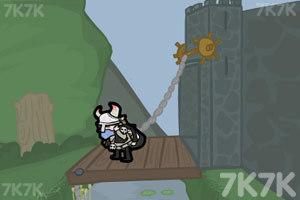《海盗哈拉尔》游戏画面7