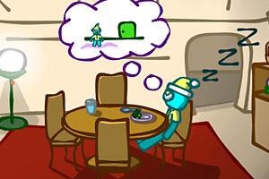 《唤醒小小辛4》游戏画面1