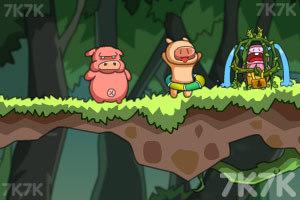 《猪猪救宝宝》游戏画面7