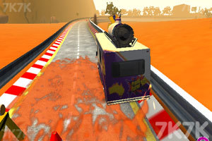 《极速卡车过山车》游戏画面8