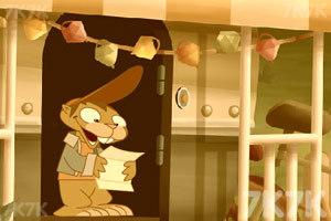《鼹鼠和短耳兔主仆》游戏画面7