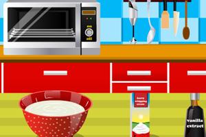 《香蕉奶油蛋糕》游戏画面1