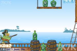 《愤怒的鹦鹉海盗》游戏画面4
