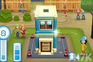 《高楼叠叠乐豪华3D版》游戏画面3