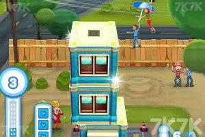 《高楼叠叠乐豪华3D版》游戏画面5