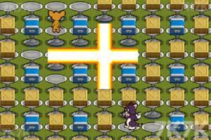 《猫和老鼠炸弹堂》游戏画面3