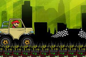 《超级英雄大脚车》游戏画面1
