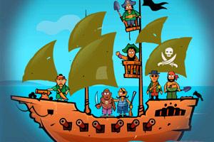 《海盗来袭》游戏画面1