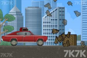 《爆破驾驶》游戏画面2