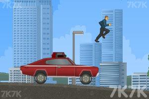 《爆破驾驶》游戏画面1