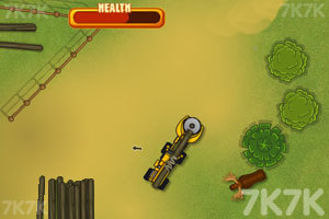 《伐木大卡车》游戏画面1
