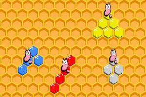 《蜂巢爱消除》游戏画面1