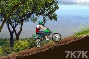 《特技小轮车越野赛》游戏画面9