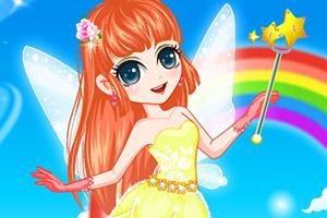 《彩虹上的小精灵》截图1