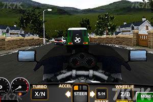 《3D暴风摩托》游戏画面5