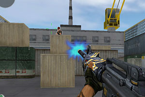 《M4A1黑龙》游戏画面1