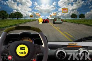 《3D真实赛车》游戏画面9