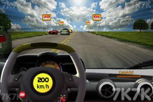 《3D真实赛车》游戏画面10