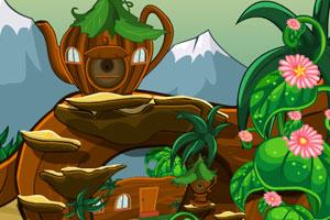 《逃离妖精的树屋》游戏画面1
