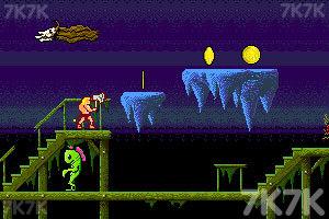 《死亡勇士》游戏画面3