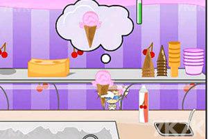《凯蕊的冰淇淋店》游戏画面8