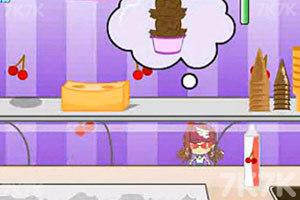 《凯蕊的冰淇淋店》游戏画面3