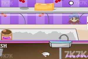 《凯蕊的冰淇淋店》游戏画面1