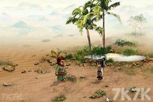 《策马游侠传-试玩版》游戏画面6